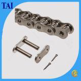 De standaard Ketting van de Rol van het Roestvrij staal