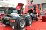 Autocarro con cassone ribaltabile del ribaltatore del camion 18cbm Sinotruk di HOWO