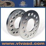 Auto peças fazendo à máquina de alumínio personalizadas que moldam peças sobresselentes do motor do metal