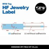 RFID Hf Pet Jewelry Tag Waterdicht F08 ISO14443A