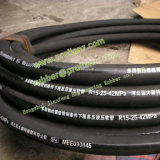 韓国への布Surface Industry Rubber Air Hose
