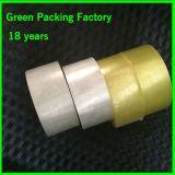 cinta adhesiva clara de la aduana BOPP de la insignia de la impresión de los 66m