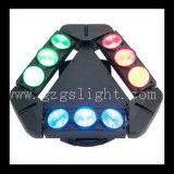Indicatore luminoso capo mobile del fascio del ragno di LED9X10W RGBW 4in1 (B9-10)
