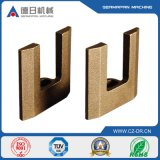 Sable Casting Steel Copper Sleeve Precise Metal Casting pour Machining