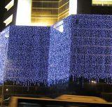 Lumière de rideau en qualité RVB DEL pour la décoration de vacances