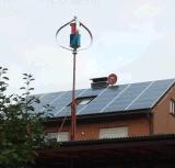 generador del molino de viento de 600W Maglev y el panel solar para el uso casero