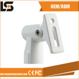 Di alluminio le parentesi del supporto della parete della pressofusione per l'alloggiamento della macchina fotografica del CCTV