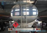 42000 L+ 5% Tanker-Schlussteil des Ullage-Aluminium-5454, Adr-Standard