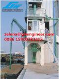 De bulk Materiële Zuigende Machine van het Cement van het Zand van de Steenkool van de Korrel van de Machine van de Doorgang