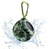 Altofalante alto impermeável quadrado do IPX 7 Camo Bluetooth da forma