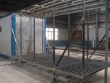 オーバーヘッドコンベヤーの自動粉の塗装システム