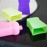 Handbediende Washboard van pvc van het Ontwerp van het Konijn van de Kleuren van het suikergoed Mini