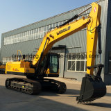21ton Excavator met Beaker, Powerful Engine