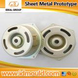 Kundenspezifischer Plastik POM und PTFE CNC-maschinell bearbeitenteilerapid-Prototyp