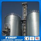 Bom usar silos do armazenamento da refeição do feijão de soja