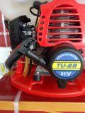 Pulverizador de Knapsack 769 do cobre da potência da gasolina com Tu26 o injetor de pulverizador do motor 60cm90cm