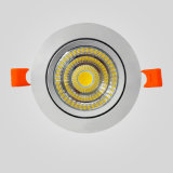 Luz superventas de la MAZORCA LED del fabricante 12With15W LED Downlight de China