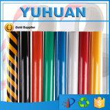 Bande r3fléchissante de visibilité élevée à base de PVC de sûreté