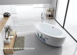 Vasca da bagno dell'interno indipendente acrilica di stampa di modo (LT-2BE)