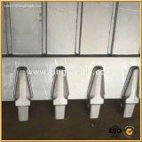 Lanzamiento forjado dientes del compartimiento para la maquinaria de construcción y el equipo minero