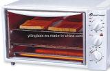 Glace frittée en céramique de four durcie par configuration d'écran en soie