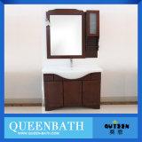 Gabinetes de banheiro clássicos europeus superiores da vaidade das seleções do estilo