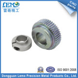 CNC Machining Parte com Knurling