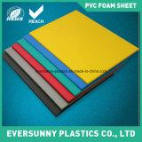Le PVC coloré Co-A refoulé panneau de mur de PVC de feuille de mousse