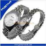 대중적인 새로운 시계 남자의 석영 시계
