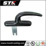 Zinc de alta precisión funde la manija de puerta del bastidor (STK-ZDD0015)