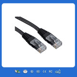 Cable de LAN/cable de Ofc Cat5e/cable de Ethernet