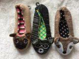 ثلاثة لون أحذية حيوانيّ رئيسيّة داخليّة ([ر-سل1632])