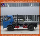 Abfall-Abfall-Förderwagen speichern hydraulisches Haken-Aufzug-System aus