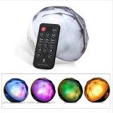 Telecomando della sfera di cristallo del LED dell'altoparlante magico chiaro di Bluetooth