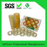 BOPP cinta de papelería (ISO, SGS aprobado)