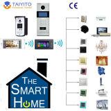 Wirelss 건물을%s 지능적인 가정 시스템