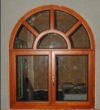 Qualitätsgarantie-schiebendes Aluminiumfenster