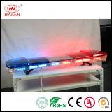 47 pulgadas con altavoz y sirena LED Lightbar impermeable LED Lightbar luz de advertencia de coche de policía del coche de policía