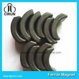 Магнит трудного феррита дуги керамический для мотора