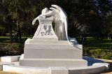 Groothandelsprijs voor het Witte Marmeren het Huilen Monument van de Engel