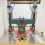 PVC/EVAのレインコートを作るための無線周波の溶接機