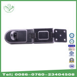 155mm Long 매트 Black Painting Hardened Steel Single Hinge Hasp (HM220)