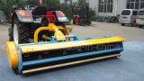 Da 1800-3000mm Cutting Width Mulcher con Rear Bonnet Opened