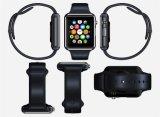 Многофункциональный каек Smartwatch двусторонней связи GPS