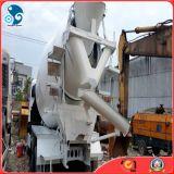 I Otto-Cubico-Tester d'agitazione del camion hanno utilizzato il camion speciale della betoniera di Isuzu (Model-CXZ81K)