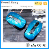 Konkurrierendes Price Fashion 4D Wired Optical USB-Soem Mouse