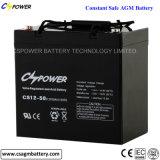 Fabricante de la batería de plomo 12V38ah con la garantía 3years