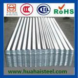 Гальванизированный лист Corrugated толя стальной (/покрыл)