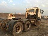 Camion utilizzato 2007 del trattore del rimorchio di 6*4-LHD-Drive 30~40ton Available-Seats/AC Giappone Hino700