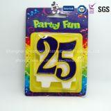 Número profissional da decoração do partido do preço de fábrica do produto de China para bolos